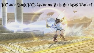 (Dark)Pit's Guidance Bow Custom Analysis, Tips + Tricks and More
