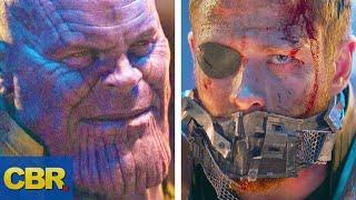 Video 8 Things That Will Sadly NOT Happen In Marvel's Avengers 4 MP3, 3GP, MP4, WEBM, AVI, FLV Oktober 2018