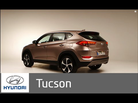 All-New Hyundai Tucson Reveal Video