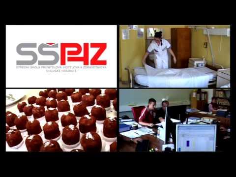Střední škola průmyslová, hotelová a zdravotnická UH
