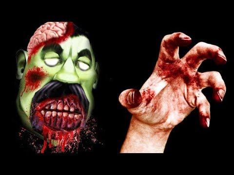 Перенапряглись в Zombie Rush (видео)