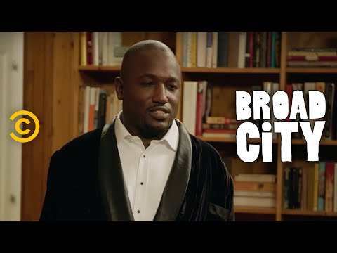 Broad City - Behind Broad City - House-Sitting
