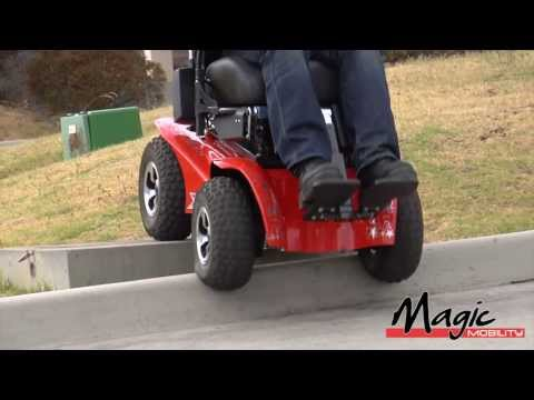 Magic Mobility Wheelchairs