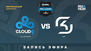 Cloud9 vs SK - ESL Pro League S7 NA - de_inferno [Godmint, SleepSomeWhile]