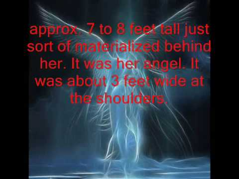 Angels Are Real-Eyewitness Testimony