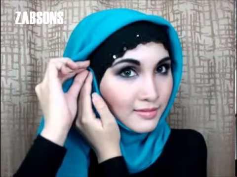 طرق لفات الحجاب 2013