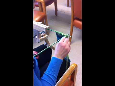 Therapeutic Recreation Month: Knitting and Adapted Knitting (v.1)