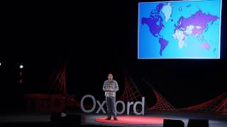 Why The Poor Don't Deserve Your Pity | Fred Branson | TEDxOxford