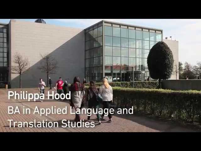 School of Applied Language and Intercultural Studies DC115