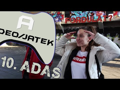Emci ÚJRA a nyeregben?!   A VIDEÓ/JÁTÉK - 10. ADÁS   Szecso Video