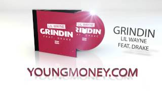Thumbnail for Lil Wayne ft. Drake — Grindin
