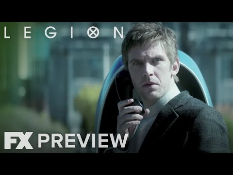 Legion Season 1 Promo 'Love at First Sight'