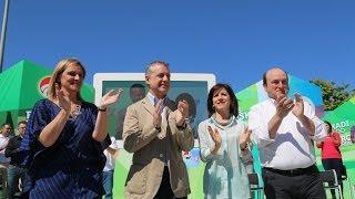 EAJ-PNVren EBBko presidente Andoni Ortuzarrek euskal hiritarrei iragarri die Bilduk, PPk egiten duen eran, Euskadi Europar Batasunetik ateratzearekin ...