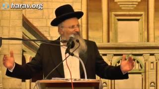"""הרב שמואל אליהו – פרשת לך לך (ה'תשע""""ה)"""