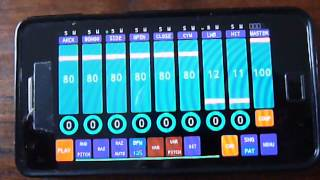Cadeli Drum Machine YouTube video