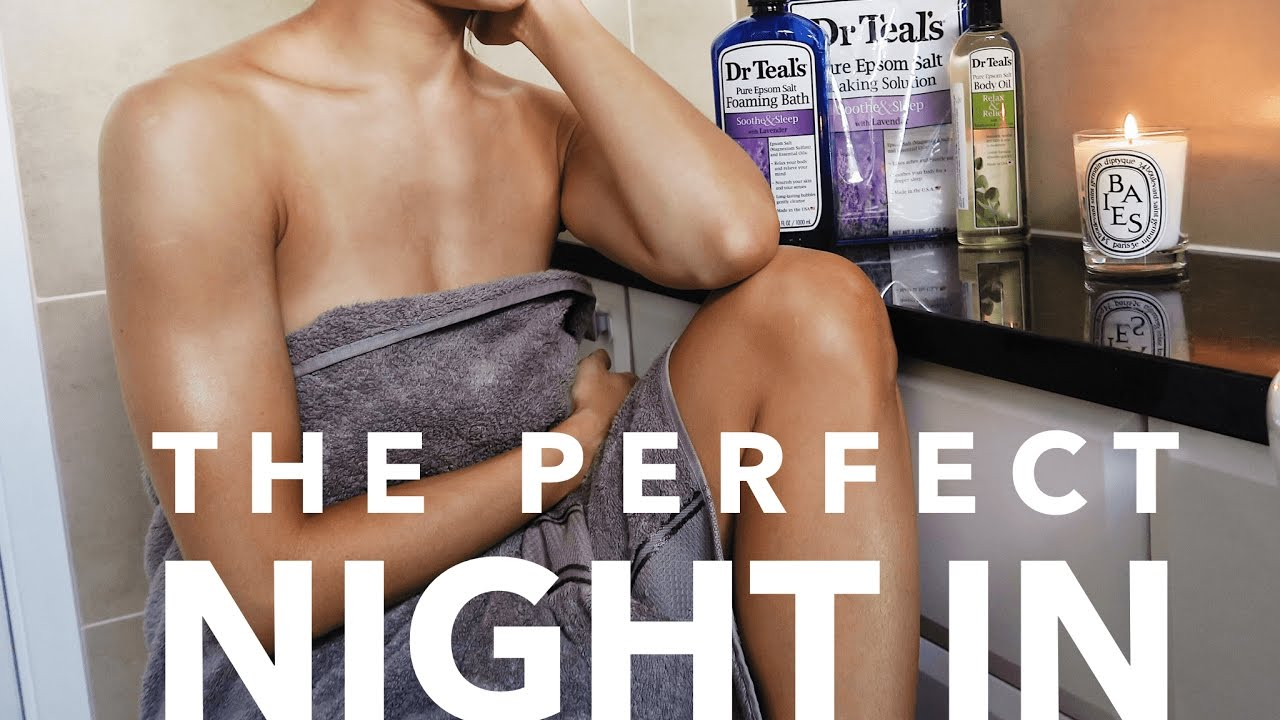 THE PERFECT NIGHT IN | Danielle Peazer | Ad