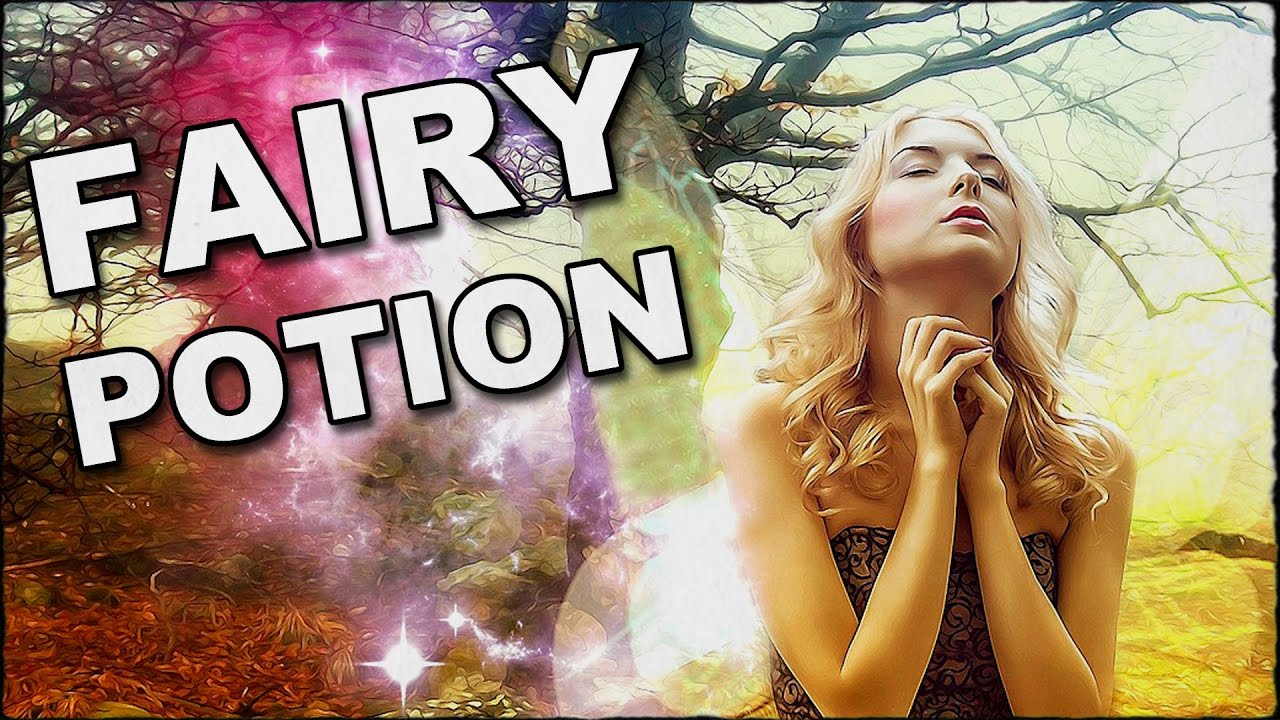 How To Make A Potion To Become A Fairy