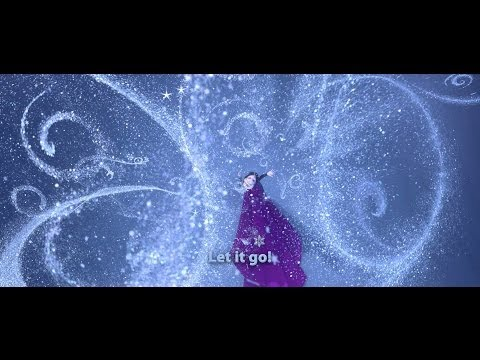 Let It Go OST in Sing-Along Version