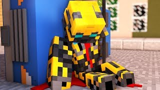 """The all spark has been taken again and one of us is the killer...LEAVE A LIKE FOR MORE!KILLING BUMBLEBEE! TRANSFORMERS MURDER!  Minecraft Murder Mystery❤️ BUY MY BOOK:http://amzn.to/2pjO40D💛 FOLLOW ME:Twitter: http://twitter.com/gizzy14gazzaInstagram: http://instagram.com/gizzy14gazzaFacebook: http://www.facebook.com/gizzy14gazzaPublic Discord: https://discord.gg/A52wkvNSecond Channel: http://www.youtube.com/gizlifeMerch store: http://gizzy14gazza.fanfiber.com/💚 CREDIT:Jordan: http://www.youtube.com/thefearraiserMikey: http://www.youtube.com/appeartofearPink: https://www.youtube.com/thepinkdiamonddivaTycer: http://www.youtube.com/tycerxACTORS:Rogue: https://www.youtube.com/channel/UCJkkRvgvD5wvL-59nJwLpMAThomas: https://twitter.com/ThomasBeGamingRhinoDragon= https://www.youtube.com/channel/UCS7JWTYVNSP4l63NypptMegPaul: https://twitter.com/Paul19988WildKatona= https://www.instagram.com/filips_photos/Kanoka: https://www.youtube.com/channel/UC_xrjt27VcHoPn5e0vYxw2wNightRaiderTia: https://www.youtube.com/channel/UCCV1BOqPU7jq-Cmb7lCW66QRiskBunny: https://www.youtube.com/channel/UCuyhDyJgM8Vx2mHgs1r3IowTecho: https://www.youtube.com/user/TheSkyMiners1JenniferAveryYT: https://twitter.com/JenniferAveryYT💙 FOOL FRIENDS TEAM:Twitter: https://twitter.com/FoolFriendsGizzy: http://www.youtube.com/gizzy14gazzaJordan: http://www.youtube.com/thefearraiserMikey: http://www.youtube.com/appeartofearCheri: http://www.youtube.com/cheridetPink: https://www.youtube.com/thepinkdiamonddivaTycer: http://www.youtube.com/tycerx💜 This channel is family friendly and advertiser friendly! No swearing or inappropriate content can be found in on this channel!🖤 SPONSORS:Use code """"Gizzy"""" for 25% off on all McProHosting servers!https://mcprohosting.com/Powered By MSI: http://uk.msi.comIf you read the description post in the comments: NO NOT BUMBLEBEE!"""