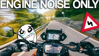 4. WHAT.A.ROAD!  KTM 1290 Super Adventure S [RAW Onboard]