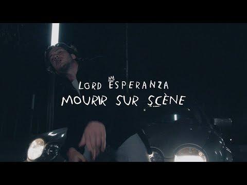 Lord Esperanza - Mourir sur scène (prod. 16h44) / #LORDESPERANZADANSTAVILLE (видео)
