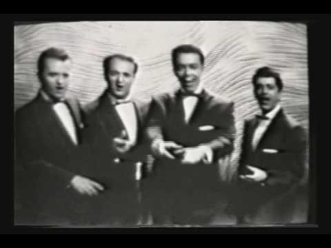 Tekst piosenki The Four Lads - Stranger In Paradise po polsku