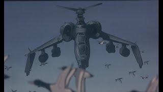 Patlabor 2 Tokyo War - Hallucination - recut