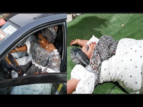LEXUS JEEP GIFT To Actress Yetunde Wunmi At Her 60th Birthday Party, Roll On The Floor In Tears