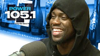 Video Kevin Hart Interview at The Breakfast Club Power 105.1 (01/16/2015) MP3, 3GP, MP4, WEBM, AVI, FLV Oktober 2018