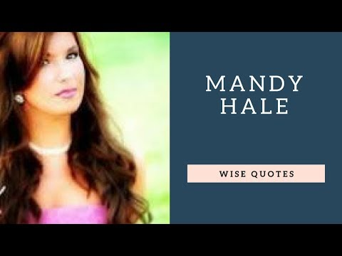 Positive quotes - Mandy Hale Saying & Quote  Positive Thinking & Wise Quotes Salad  Motivation  Inspiration