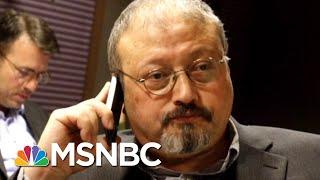 Nonton Pompeo  Saudis Should Finish Jamal Khashoggi Investigation Before We Act   Velshi   Ruhle   Msnbc Film Subtitle Indonesia Streaming Movie Download