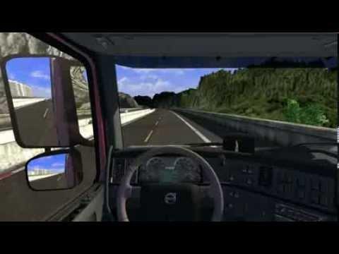 Volvo open pipe sound