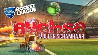 Büchse voller Schamhaar - Rocket League [GER]