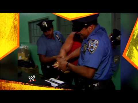 SummerSlam Moments: 1991 Big Boss Man vs. The Mountie (видео)