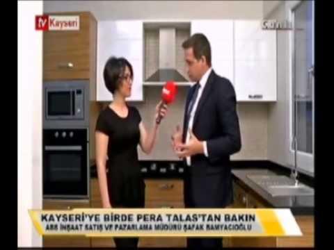Tv Kayseri Ana Haber-ARS İnşaat Şafak Bamyacıoğlu