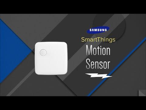 Samsung SmartThings Motion Sensor F-CEN-IRM-1 - Overview