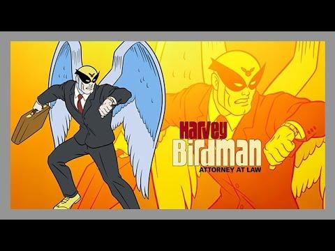Мультреволюция - Харви Бёрдмен, адвокат/Harvey Birdman, Attorney at Law (2000-2007)