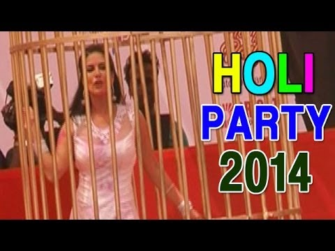 Bollywood & Television Celebs at zoOm Holi Party 2