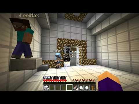 Minecraft - Прохождение карты - Побег из тюрьмы - Часть 5