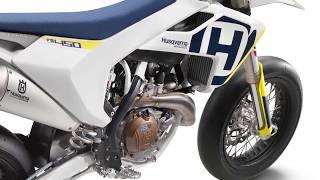 1. 2018 Husqvarna FS 450 Supermoto
