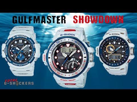Video G-Shock Gulfmaster Showdown   Master of G Gulfmaster Comparison   GN-1000   GWN-1000   GWN-Q1000 download in MP3, 3GP, MP4, WEBM, AVI, FLV January 2017