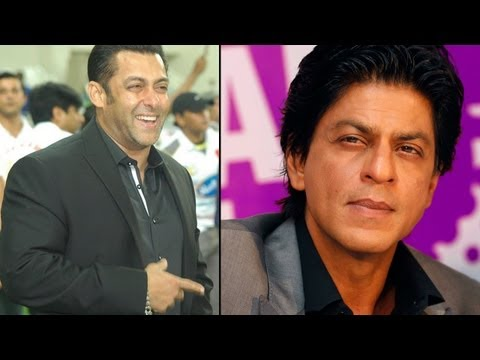 Salman Khan - Shah Rukh Khan Fight Over Eid!