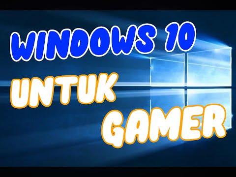 WINDOWS 10 CUSTOM YANG COCOK BAGI GAMER | WINDOWS 10 TEAMOS