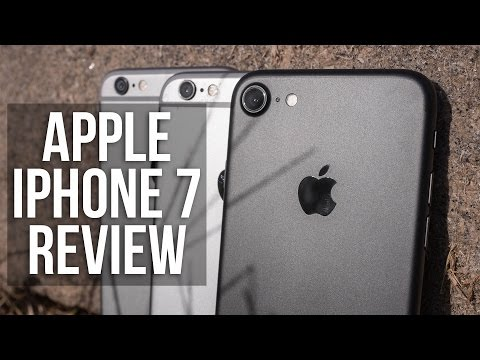 Apple iPhone 7 Video Review