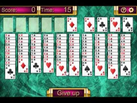 Video of Double Freecell Solitaire Prm