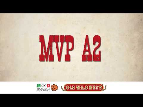 Serie A2 Old Wild West: MVP 7. giornata J. Olasewere e BJ Raymond