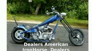 2. 2006 American IronHorse 10th Anniversary Texas Chopper Special Edition  Dealers Transmission