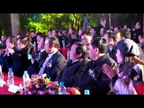 Ca sĩ Tùng Dương hát MÙA THU CHO EM tại An Phat Plastic