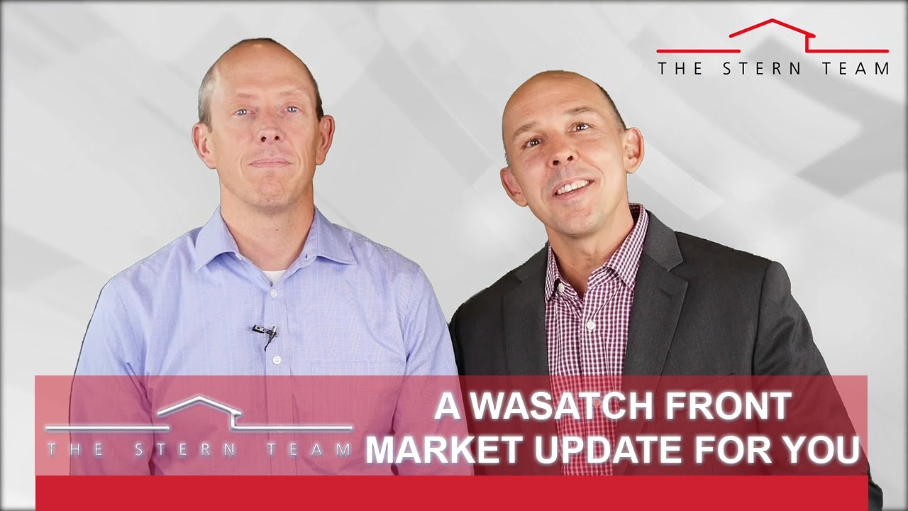 How Does the Wasatch Front Market Look Right Now?