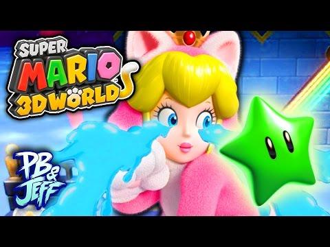 WE MISSED THE STAR! - Super Mario 3D World   Wii U (Part 15)